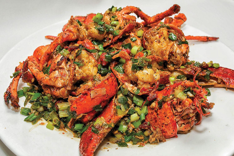 Newport Seafood Restaurant Southeast Asian Inspired Cuisine